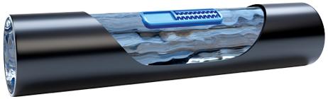 MICROLIN Flat Integral Dripper of drip lines irrigation