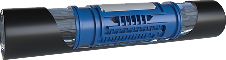 ADI Cylindrical PC Dripper of drip lines irrigation