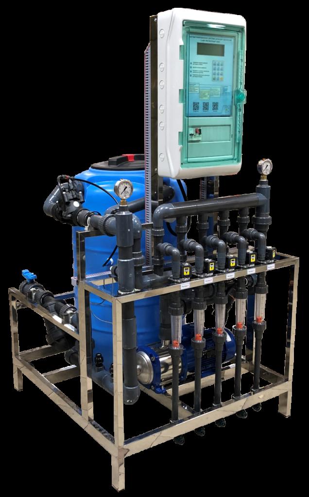 irrigation systems unit Mini-Max-5-100-m3-h.
