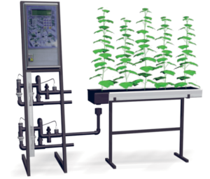 engineering system for irrigation solutions: DRAINAGE-UNIT