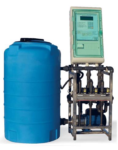 irrigation equipment-IRRIGATION UNIT 4 m³/h