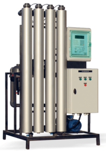 engineering system for irrigation solutions: UV-DISINFECTOR-1-10-m³-h