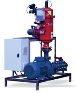 WATER SUPPLY UNIT 90 m³/h (Ultra Clima)