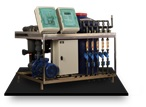 irrigation equipment for hydroponic systems