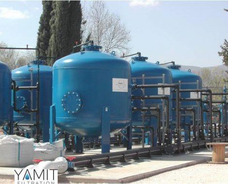Yamit filtration systems